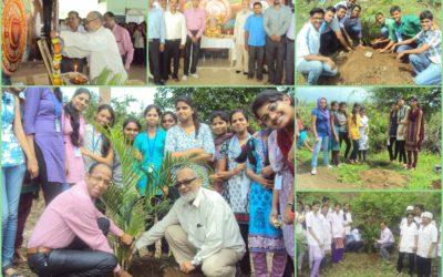 1 Tree Plantation on 08.07.2014