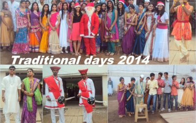 13 Traditional days