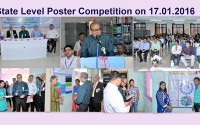 3 17.1.2016 State Level Poster Competition