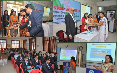 3 ICMR Sponsored National Seminar on Recent Trends in Pharmacoviglilance & Clinical Trials on 10.02.2018