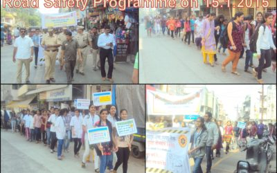 4 Road Safety programme on 15.1.2015