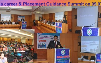 6 Pharma career & Placement Guidance Summit on 09.07.2016