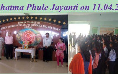 7 Mahatma Phule