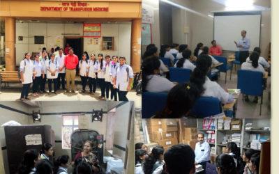 8 KEM Hospital Visit on 30.08.2018