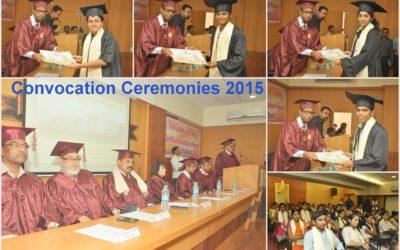 9 Convocation Ceremonies 2015